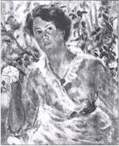Rouva Sylvi SImelius Mikko OInonen 1914