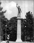 vapaudenpatsas Tampereella, Viktor Jansson 1921
